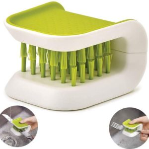 Blade Brush Knife and Cutlery Cleaner