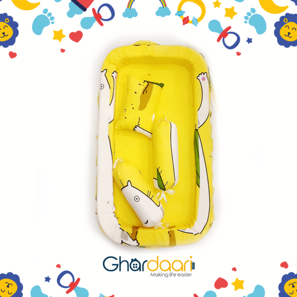 Baby Bed with mosquito net (Small)