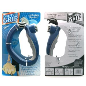One Grip Shopper Holder