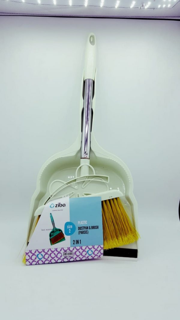 Brush and Dust Pan Set